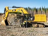 Product feature: Cat 374F L excavator