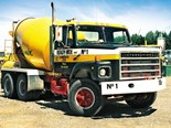 Old School Trucks: Christchurch Ready Mix