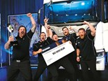 CablePrice Whangarei technicians wins Scania Top Team