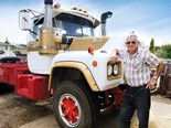 Profile: Charley Cross restores a 1980s Mack