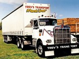 Old School Trucks: Trevor Inwood Cartage