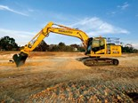 Product feature: Queensland's first automatic Komatsu excavator