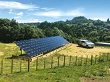 Cat microgrid technology system powers a Waitomo cave