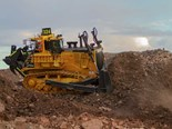 Komatsu launches first mining dozer with iMC