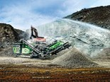Product profile: EvoQuip's Cobra 290R crusher