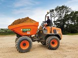 Product profile: AUSA site dumpers