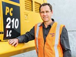 Komatsu NZ appoints national service manager