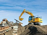 Product feature: Komatsu PC210LC-11