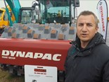The latest Dynapac CA2500D