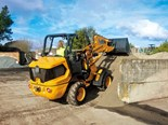 Profile: Venieri 163C wheel loader