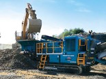 Product feature: Lincom supplied impact crusher