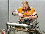 Penske Guild's 2019 Master Technician awarded