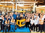 JCB UK delivers 50 electric mini excavators