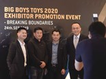 Video: Big Boys Toys launches BBT China 2020