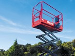 Product feature: Mantall XE80CT tracked scissor lift