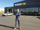 SuperTyre in Christchurch goes big