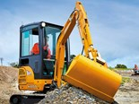 Cover story: Kato mini excavators