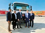 Peterbilt delivers first EV