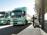 New Volvo electric trucks for urban transport