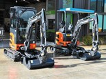 Product feature: Eurocomach ES18ZT excavator