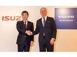 Volvo Group and Isuzu Motors look at strategic alliance