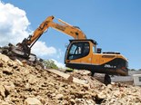 Porter Press Extra: Hyundai R210LC-9 for Henderson Demolition