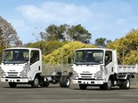 Isuzu Trucks release new NMR range