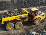 Volvo CE fleet helps  Indonesian coal miners