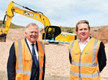JCB launches world's first hydrogen-powered excavator
