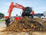 Product profile: Hitachi ZX140W-5B wheeled excavator
