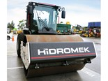 New release: Hidromek compaction roller
