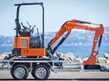 Product feature: Hitachi mini excavators