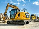 Cover story: Next Generation Cat 313 excavator