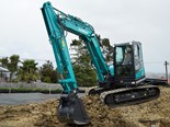 Product feature: Sunward SWE90UF excavator