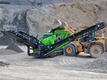 Hire feature: Mobile Screening and Crushing