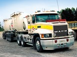 Old School Trucks: Golden Bay Cement