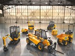 JCB focuses on electric vehicles in first-ever virtual launch
