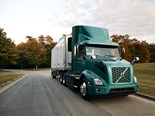 Volvo starts sales of electric trucks