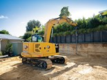 Cover story: Cat 310 mini excavators