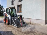 New pressure washer attachment from Bobcat