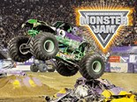 Win a Monster Jam Auckland VIP prize package