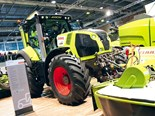 Latest farm machinery revealed at SIMA 2015