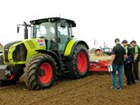 Top Tractor Shoot Out: Claas Arion 630