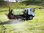 Rural contractors: Brosnahan Agricultural Spraying
