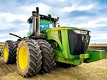 John Deere 9410R tractor review