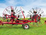 REVIEW: Lely Hibiscus 1515 CD Profi rake