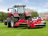 Massey Ferguson MF5612 tractor review