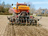 Mzuri Pro-Til 4T strip tillage drill test