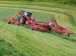Kuhn launching new GA 15131 rake
