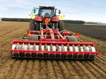 Sumo Trio cultivation equipment test